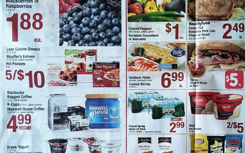 Shaw's Ad Scan 12/29/17-01/04/18