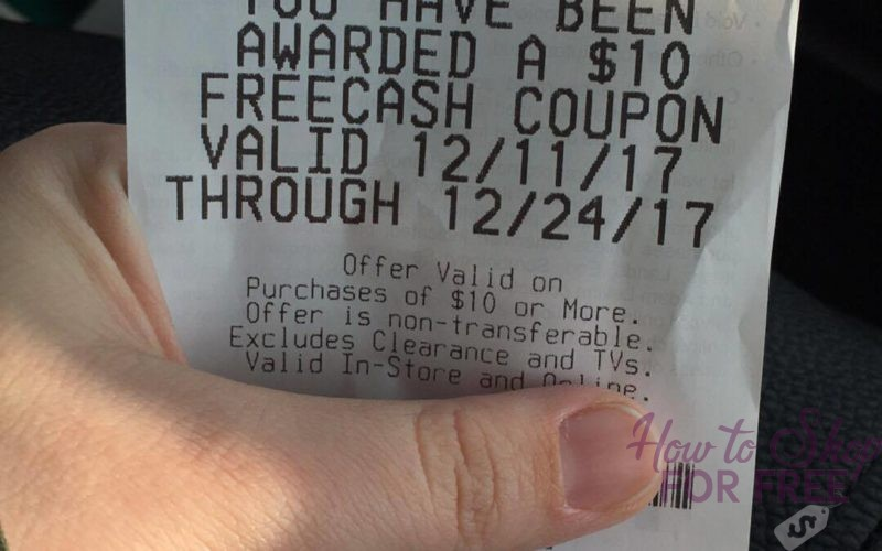 ATTENTION Kmart Shoppers! $10 FREECASH