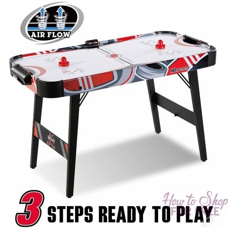 Don't miss this air powered hockey table for under $20!