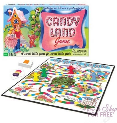 Candy Land 65th Anniversary Edition ONLY $6.31!!