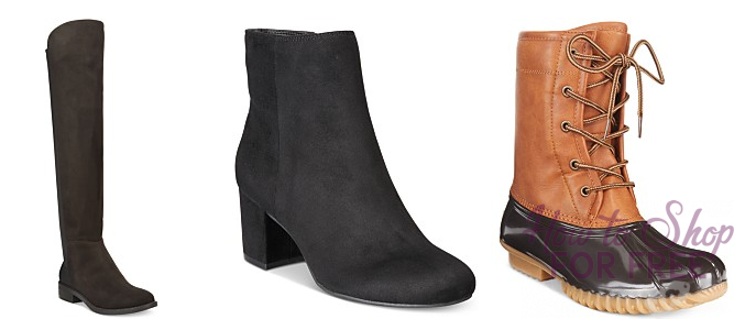 Boots ONLY $20, Free Shipping + CASH BACK!