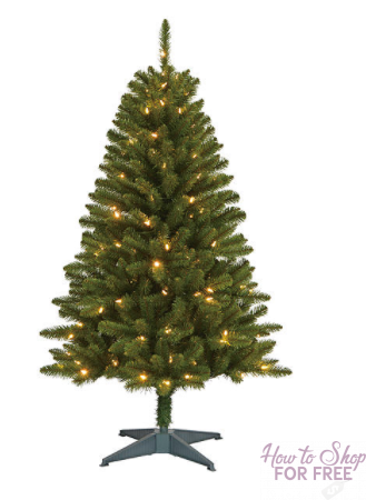 FREE Christmas Tree + $5.51 MONEYMAKER! – GO GO GO