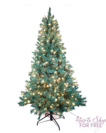 FREE 7ft TREE + $5.51 MONEYMAKER – Wohooo
