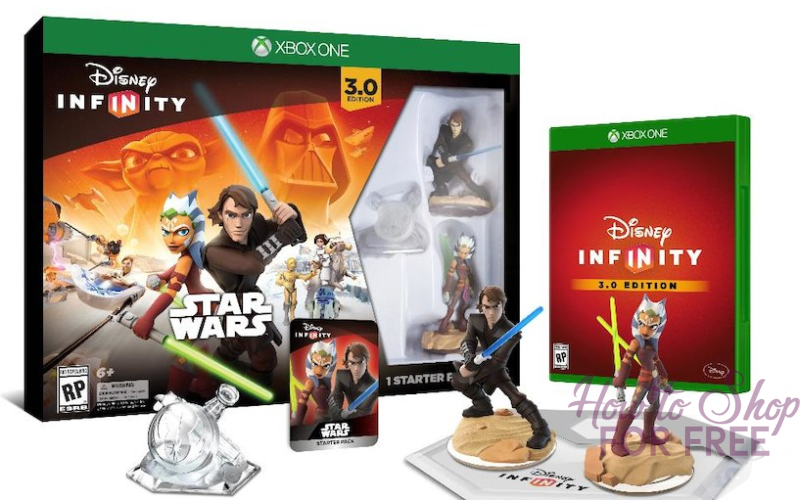 * HOT BUY * Disney Infinity 3.0 Edition Starter Pack for Xbox One ONLY $1.94