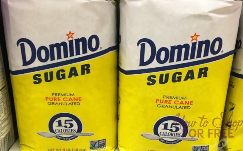 FREE Domino Sugar at Stop and Shop!