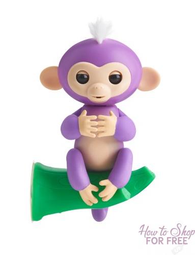 Fingerling Monkeys IN STOCK at Walmart!