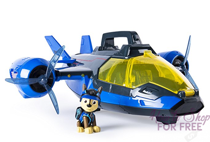 TODAY ONLY ~ Paw Patrol Mission Paw – Air Patroller – 50% Off