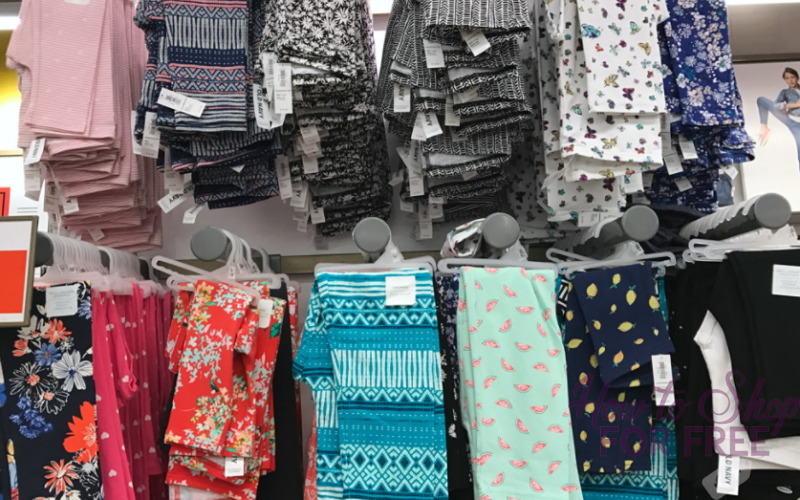 STOCK UP! $5.00 Women's & Girls' Leggings – TODAY ONLY