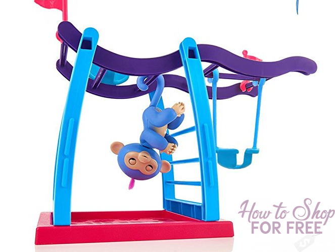 Jungle Gym for Fingerlings Baby Monkey IN STOCK!