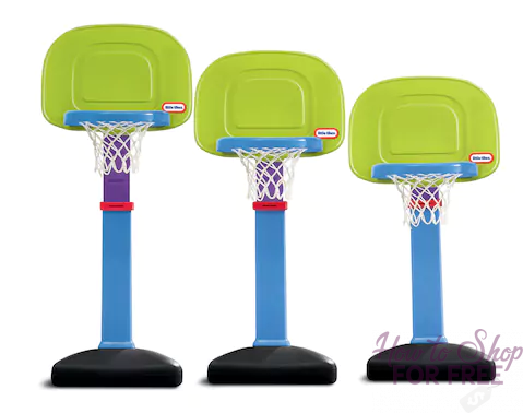 Little Tikes Easy Score Basketball Hoop Set ONLY $17.45 (Reg. $50)