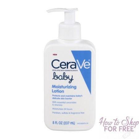 FREE CeraVe Baby Products at Rite Aid ~ Good Through 12/09!