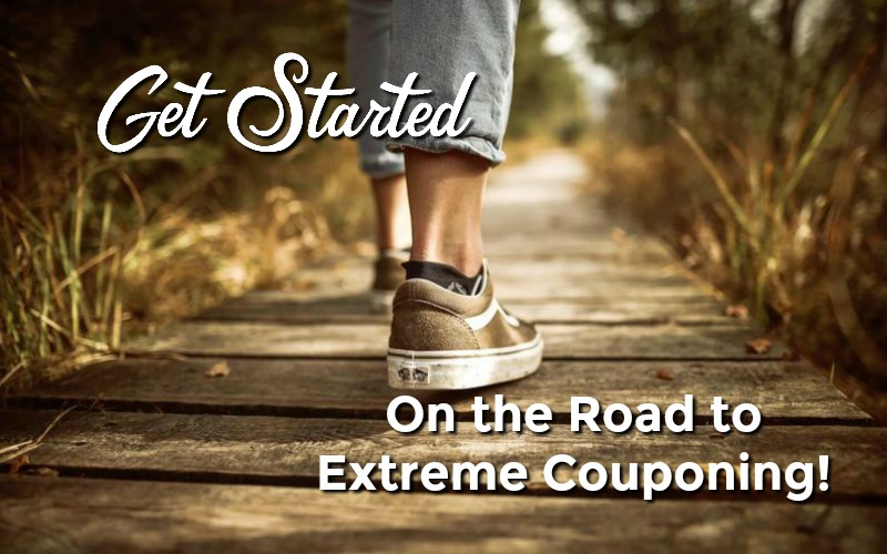 Get Started on the Road to Extreme Couponing!
