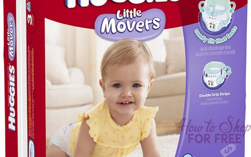 OMG! Huggies ONLY 67¢ at Rite Aid!