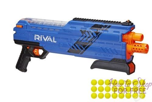 **HOT TOY ALERT** Nerf Rival Atlas Blaster ONLY $14.49 (Reg $39.97) at Walmart