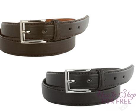 Mens Leather Belts $4.00