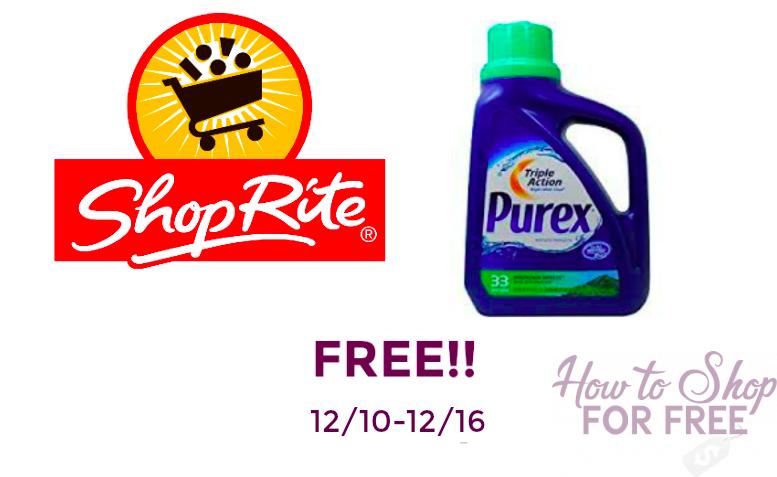FREE Purex!!!