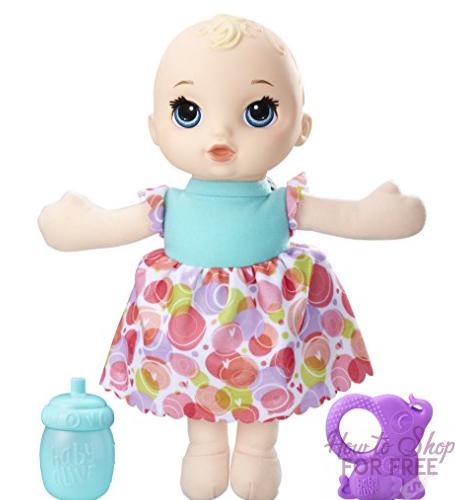 RUN!!  Baby Alive Lil Slumber Doll