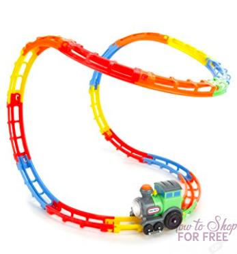 RUN!! Little Tikes Tumble Train ONLY $9.79  (orig. $25!!)