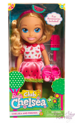 HOT TOY!!! Barbie Chelsea Doll ONLY $10.20!!