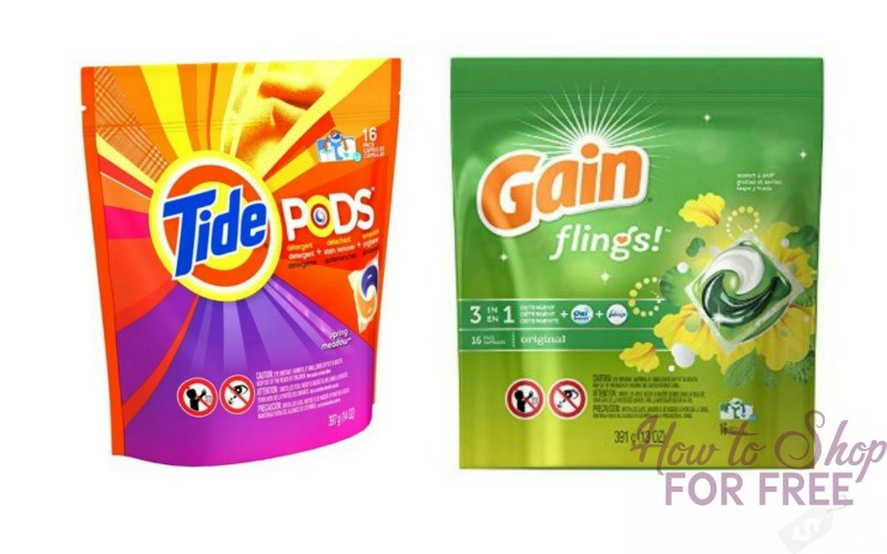 Tide Pods Only $2.95 at Dollar General