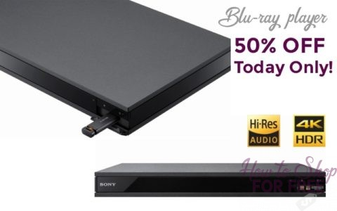 Enjoy those classic Christmas movies on your new Blu-ray player!! This model is a deal you won't want to miss.. it's available as a Best Buy Doorbuster, ...