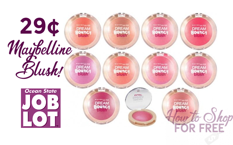 29¢ Maybelline Dream Bouncy Blush~ MEGA SCORE!!