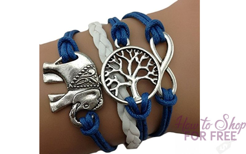 Charm Bracelet $2.69 SHIPPED! (Arrives Before Christmas!)