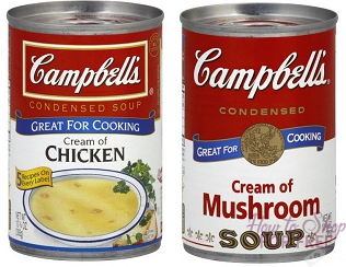 Campbell's Soup only $.18 at Stop & Shop!