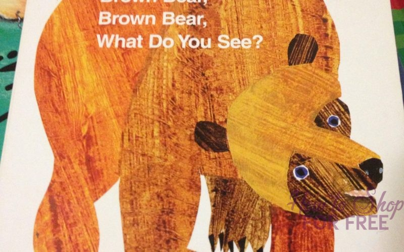 Brown Bear, Brown Bear ONLY $2.36 (Regularly $9) & Much More!
