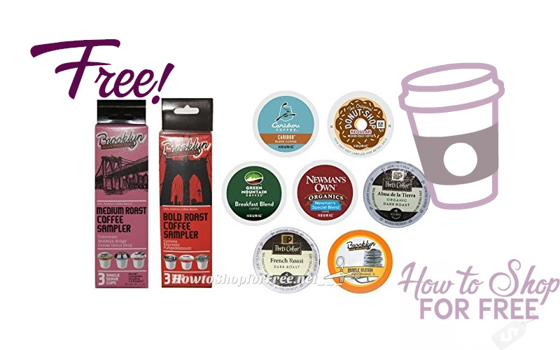 FREE K-Cups Sample Box~ Try Before You Buy!!