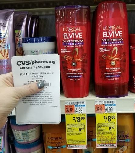 FREE L'oreal at CVS!