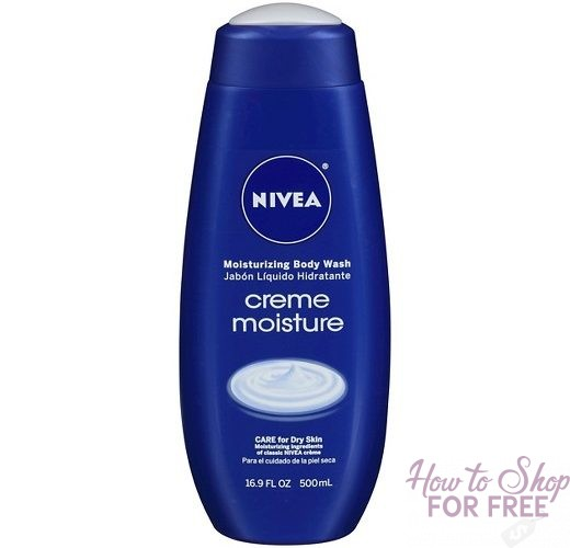 Nivea Body Wash ONLY $0.99