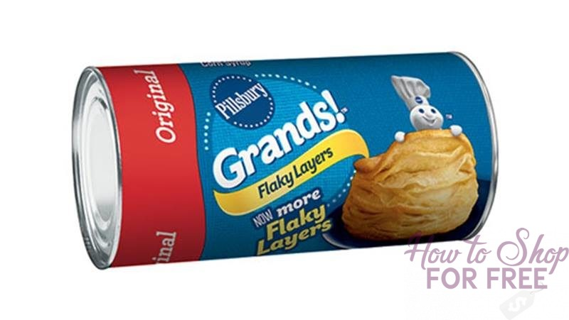 Pillsbury Grands ONLY $0.58!!!