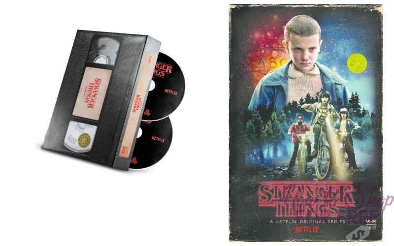 $14.24 Stranger Things S.1 Collector's Edition! (Was/$25)