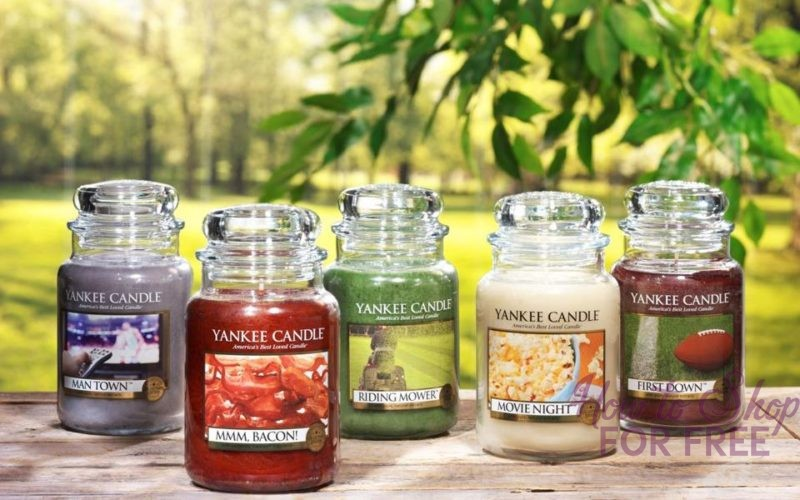 Yankee Candle, as Low as $4.99 – Up to 50% Off!