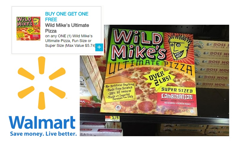 Make Tonight Pizza Night~ only $2.74 each with BOGO Coupon!