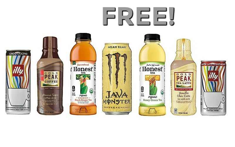 Have YOU Grabbed a FREE Coffee & Tea Sample Box?!