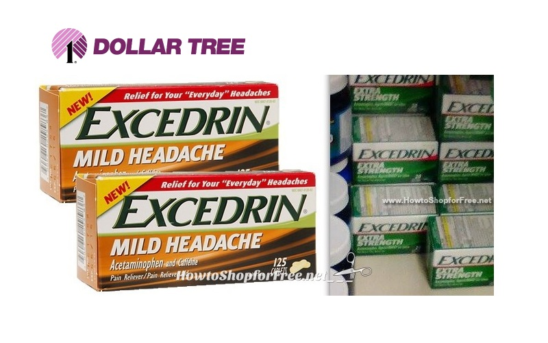 Print Now for F-R-E-E Excedrin!!