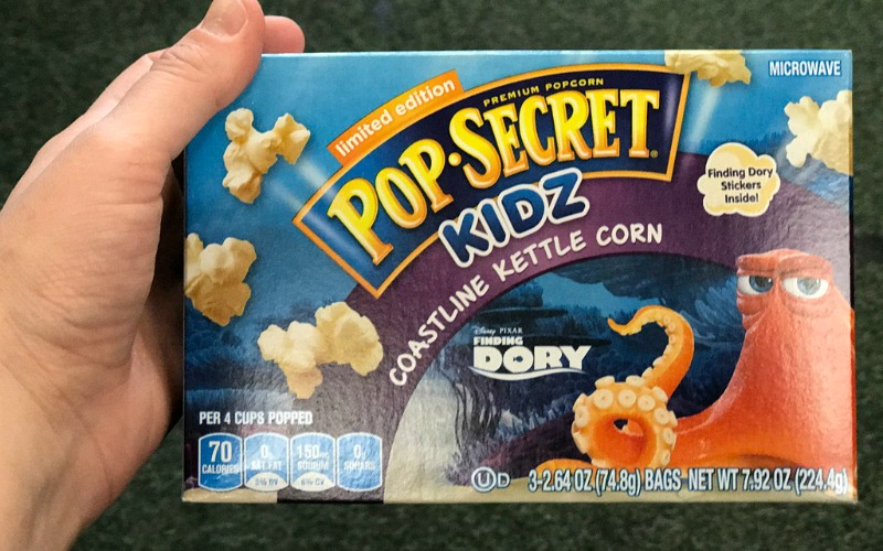 Make it Movie Night with 50¢ Pop Secret 3pk Popcorn!