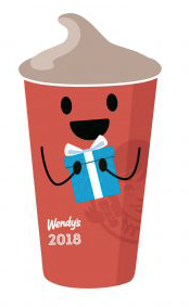 FREE Frosty's at Wendy's All Year!