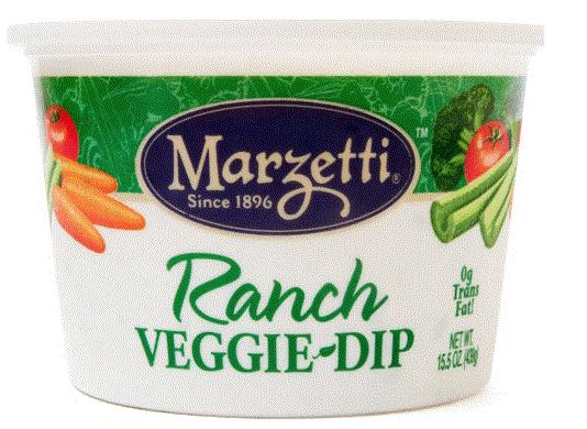 Marzetti Fruit Dip 39 Cents