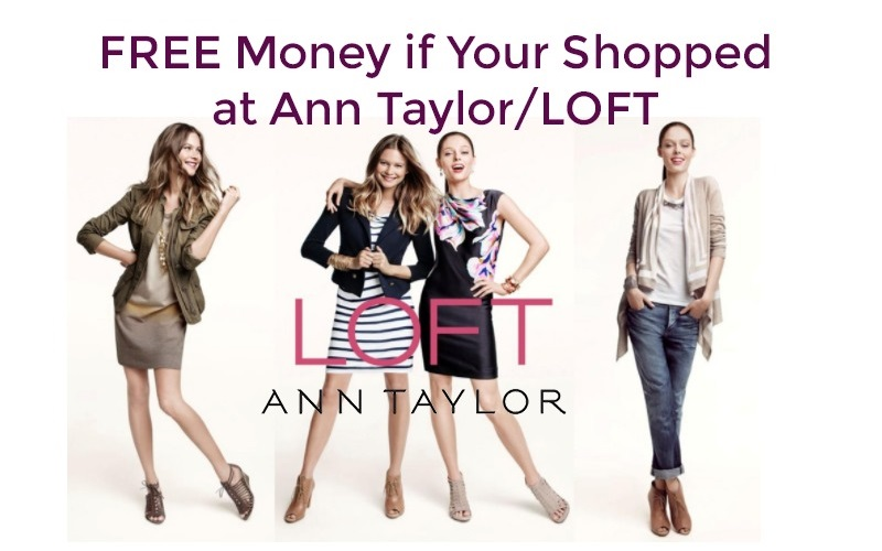 Up to $12 FREE from Ann Taylor/LOFT! (Last Call Y'all!)