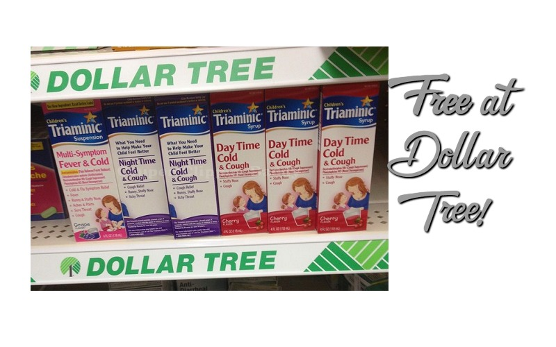 Parents, Grab FREE Triaminic for your Kiddos!