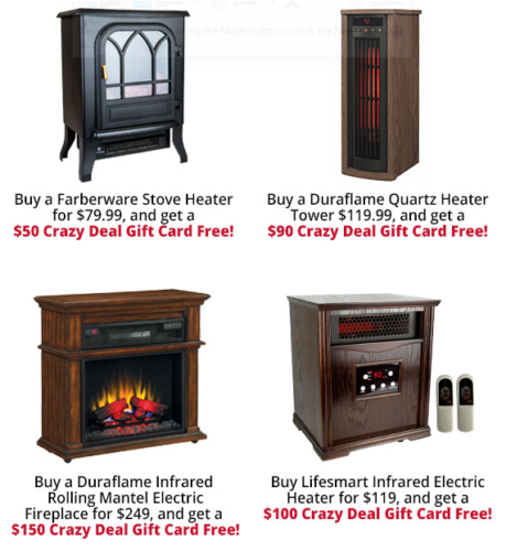 Heaters From 9 How To Shop For Free With Kathy Spencer