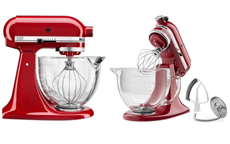 50% OFF KitchenAid 5qt. Stand Mixer w/Accessories!!!!