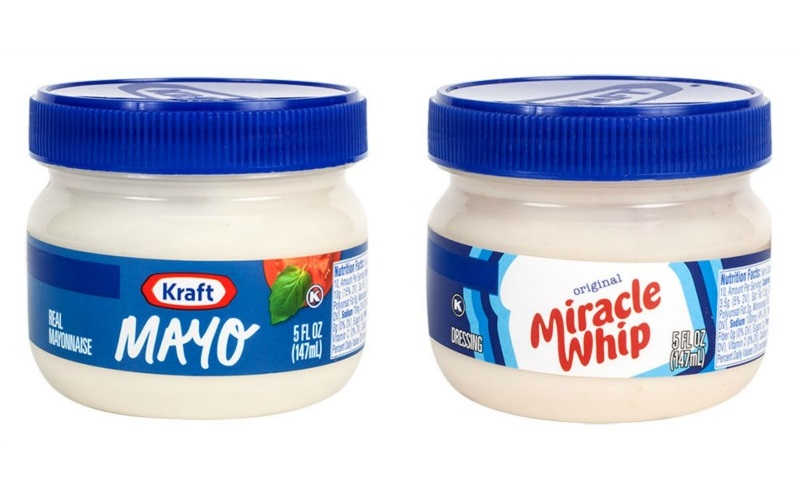 50¢ Kraft Mayo/Miracle Whip at Dollar Tree!!