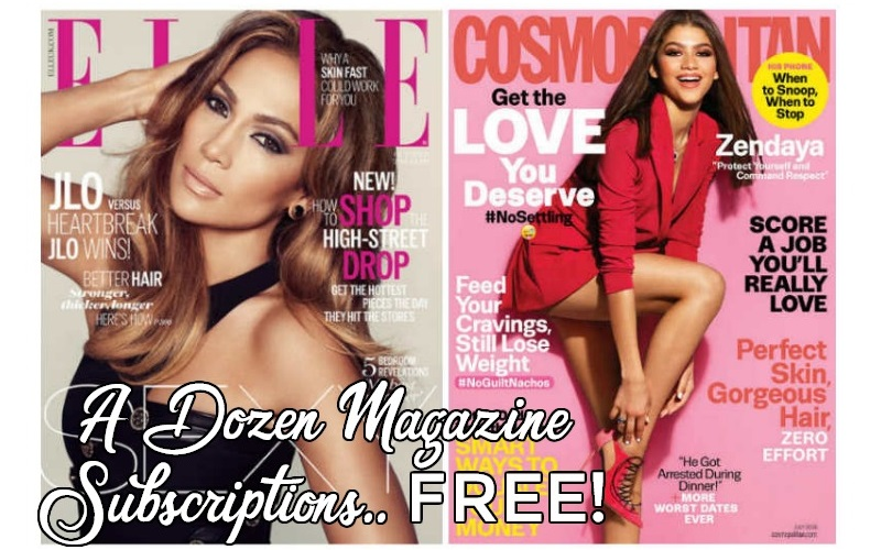 Why Pay for Magazines?! Here are 13 You Can Grab for FREE!