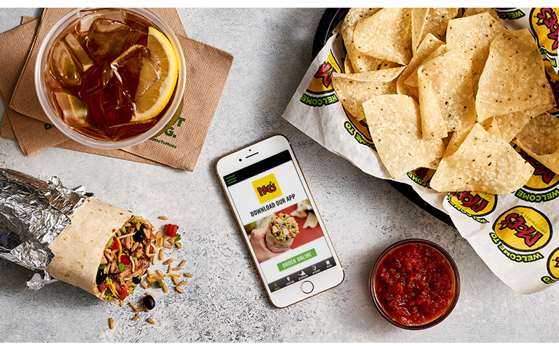 FREE Queso & Burrito at Moe's!! Yum!!