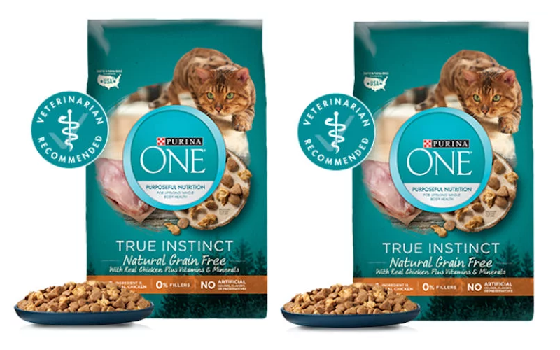 "FREE Sample of Purina ""One True Instinct"" Cat Food!!"
