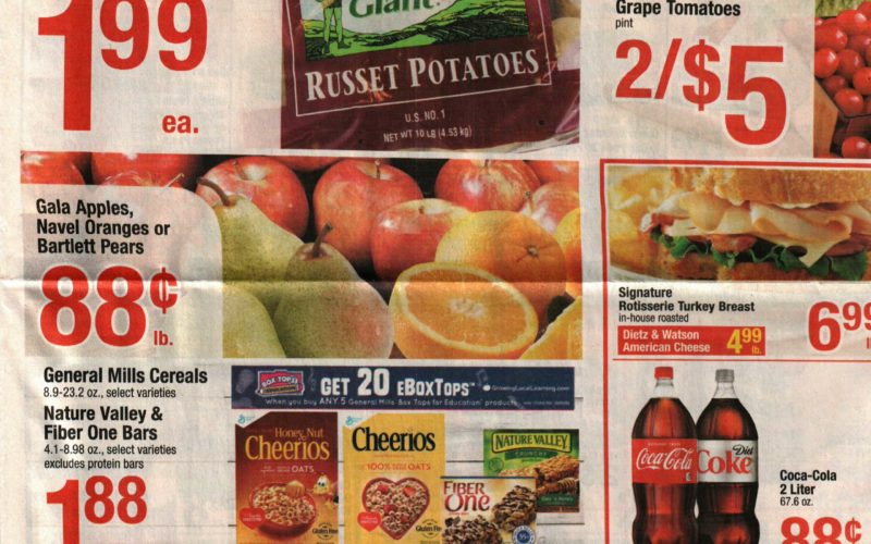 We've Got The NEW Shaw's Ad Scan! (1/5-11)